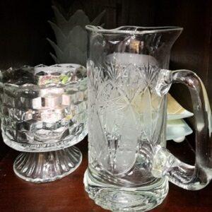 כד שתיה זכוכית