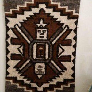 שטיח קיר אינדיאני