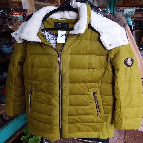 מעיל חורף חם